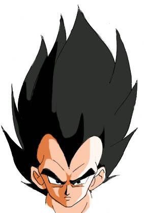Como Dubujar a Goku Vegeta y Trunks de Dragon Ball Z  Taringa